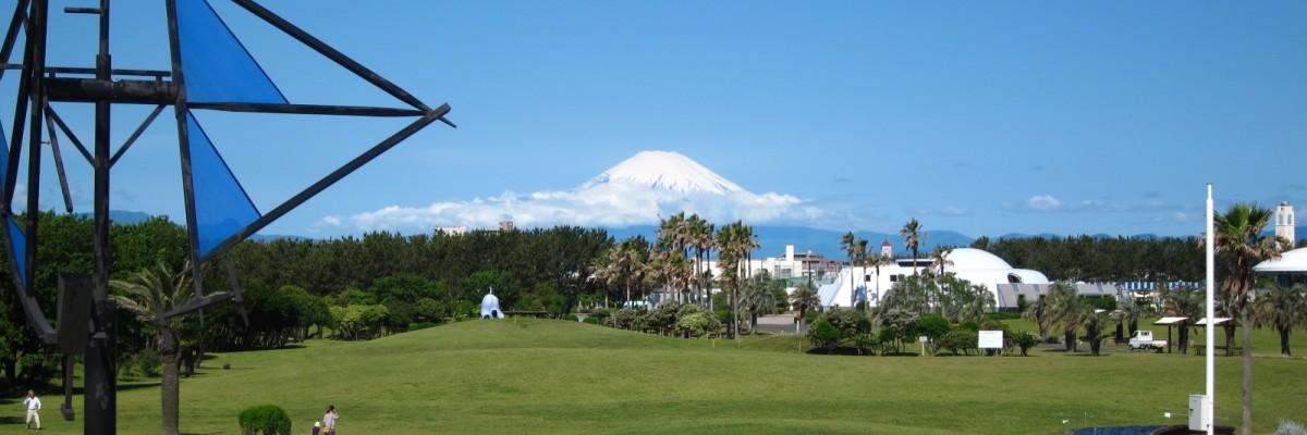 神奈川県立辻堂海浜公園(神奈川県藤沢市)